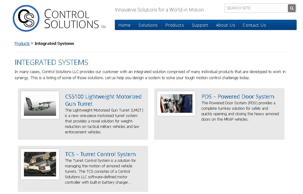 Control Solutions 1