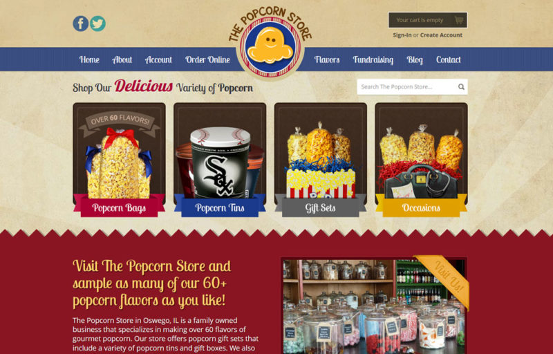 The Popcorn Store 1