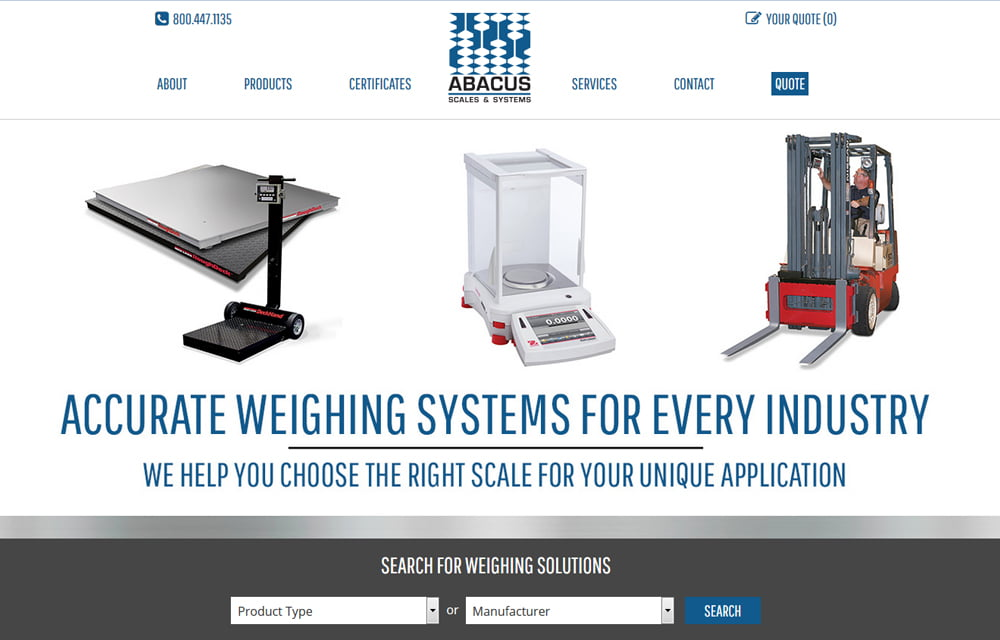 Abacus Scales and Systems 1