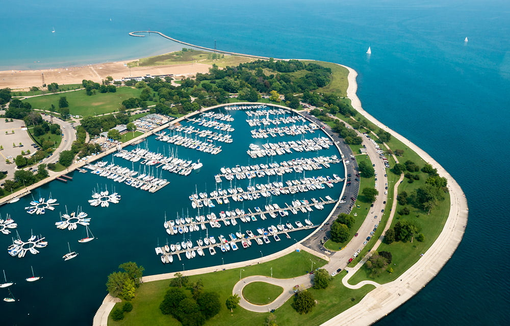 Chicago Helicopter Tours Website