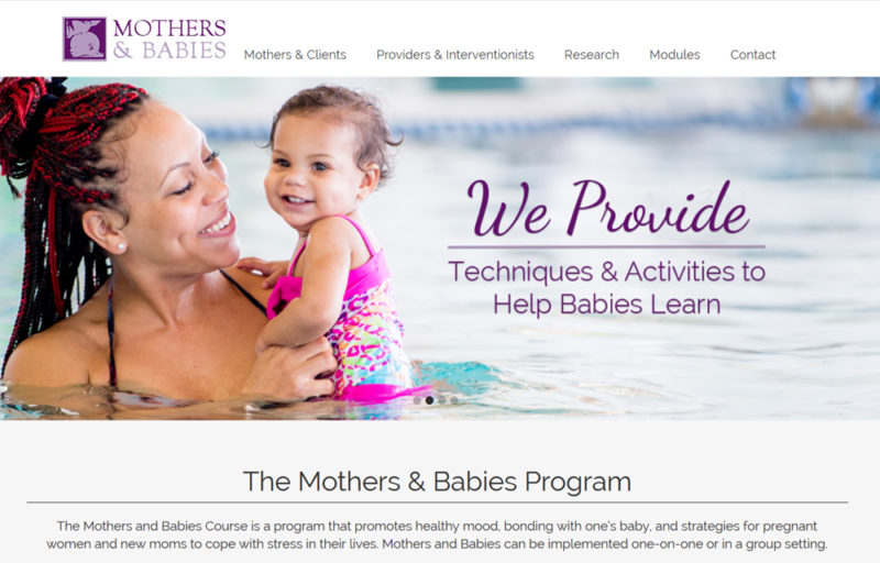 Northwestern Mothers and Babies Program 1