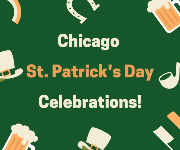 st. patrick's day chicago celebrations