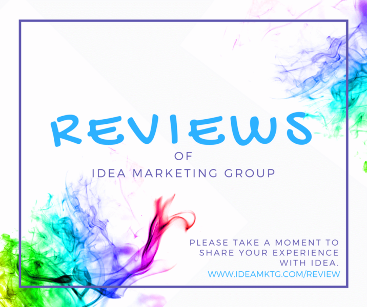 idea marketing group reviews
