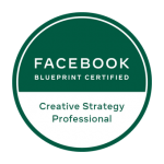 Facebook Certified - Creative Strategy Professional